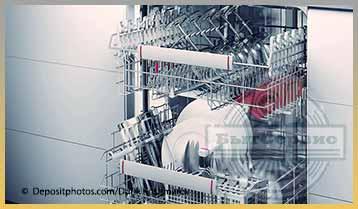 Меры безопасности при эксплуатации посудомоечной машины